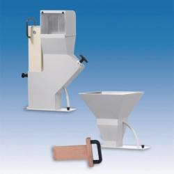 Einfülltrichter für Schneidmühle SM 200 / 300