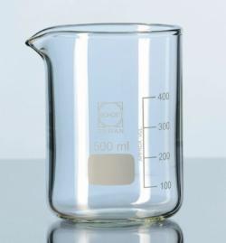 Filtrierbecher Glas, DURAN®, dickwandig