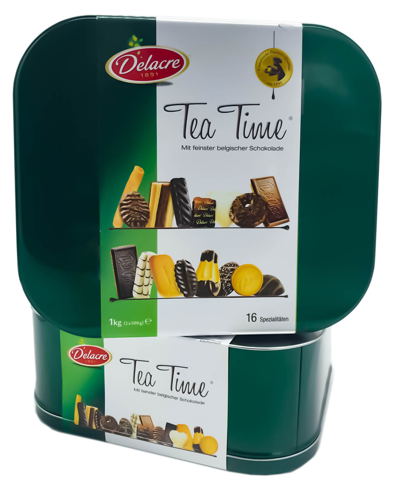 Delacre Tea Time Kekse 1kg
