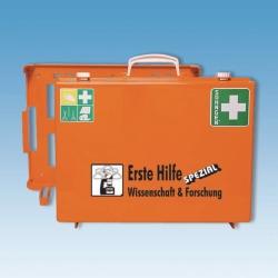 Erste-Hilfe-Koffer SPEZIAL Wissenschaft & Forschung