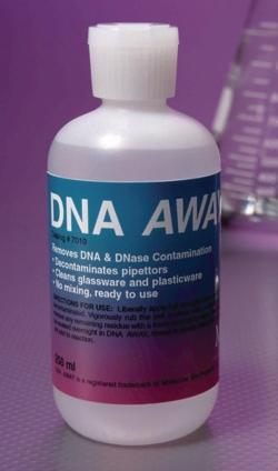 DNA AWAY™ zur Oberflächendekontamination